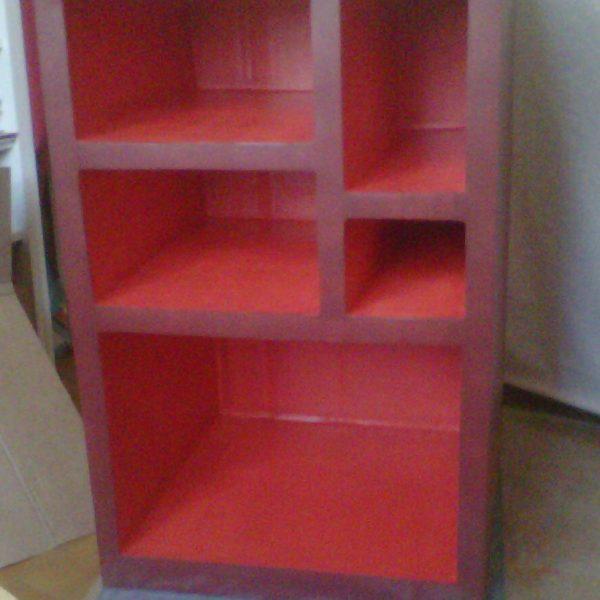 meuble de cuisine en carton sur mesure 2014 cartons patte d 39 f. Black Bedroom Furniture Sets. Home Design Ideas