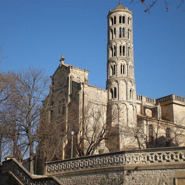 Cathédrale d'Uzès