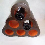 Porte-bouteilles en carton