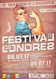 Affiche du 5è Festival de londres 2017